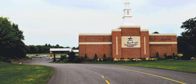 New Promise Church Asphalt Paving