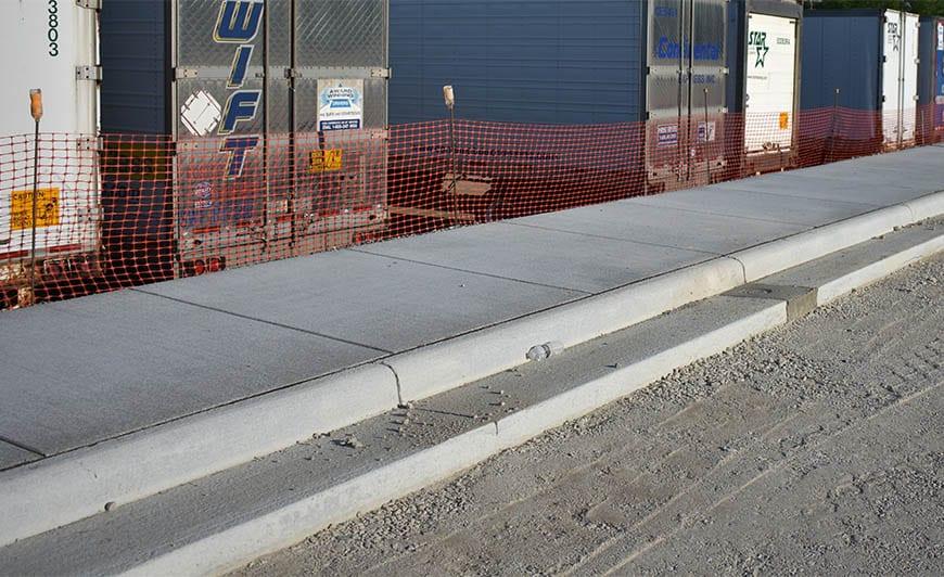 Concrete Sidewalk Paving & Replacement