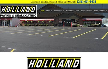 Holland Paving