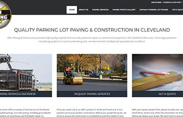 Ohio Paving & Construction