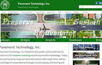 Pavement Technology, Inc.