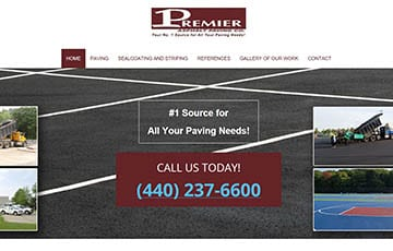 Premier Asphalt Paving Co.