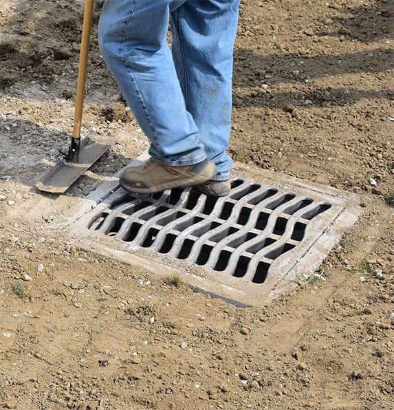Catch Basin Installation By Ohio Paving