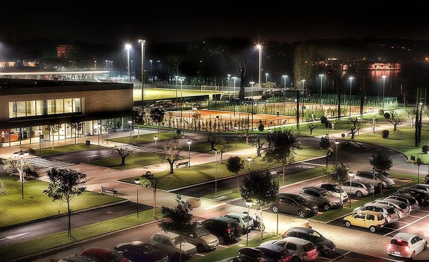 Green Parking Lot Development Services