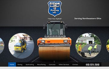 Titan Asphalt & Paving Inc.